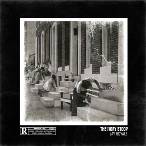 Jay Royale Ivory Stoop Vinyl LP 12 Limited Edition Ray Sosa