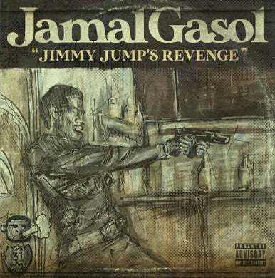 Jimmy Jump's Revenge (LP)