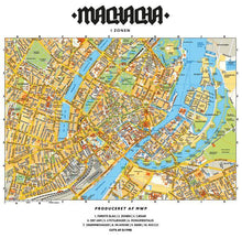 "Load image into Gallery viewer, I Zonen (LP) | Machacha x M.W.P. | Copenhagen Crates Exclusive Limited Vinyl 12"" Wax Record Underground Rap Hiphop Hip Hop"