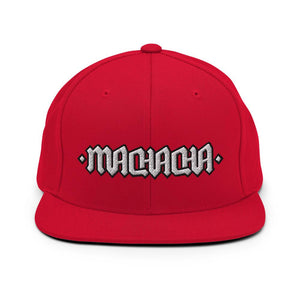"Machacha (SNAPBACK) | Machacha | Copenhagen Crates Exclusive Limited Vinyl 12"" Wax Record Underground Rap Hiphop Hip Hop"