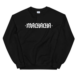 "Machacha (CREWNECK) | Machacha | Copenhagen Crates Exclusive Limited Vinyl 12"" Wax Record Underground Rap Hiphop Hip Hop"