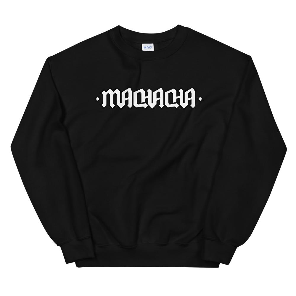 Machacha (CREWNECK) | Machacha | Copenhagen Crates Exclusive Limited Vinyl 12