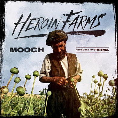 Heroin Farms (LP) | Mooch x Farma Beats | Copenhagen Crates Exclusive Limited Vinyl 12