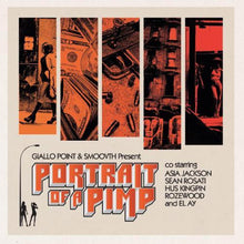 "Load image into Gallery viewer, Portrait Of A Pimp (LP) | SmooVth x Giallo Point | Copenhagen Crates Exclusive Limited Vinyl 12"" Wax Record Underground Rap Hiphop Hip Hop"