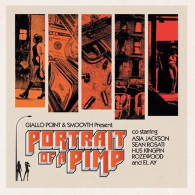 SmooVth Giallo Point Portrait of a Pimp Vinyl LP 12 Limited Edition