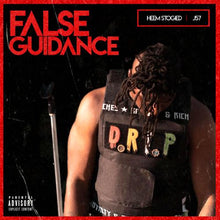 "Load image into Gallery viewer, False Guidance (LP) | Heem Stogied x J57 | Copenhagen Crates Exclusive Limited Vinyl 12"" Wax Record"