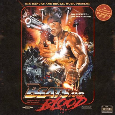 Beats And Blood (LP) | Stu Bangas | Copenhagen Crates Exclusive Limited Vinyl 12