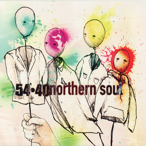 54-40 - Northern Soul