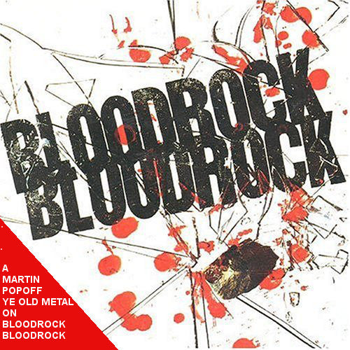 Martin Popoff - eBook - Bloodrock - Bloodrock