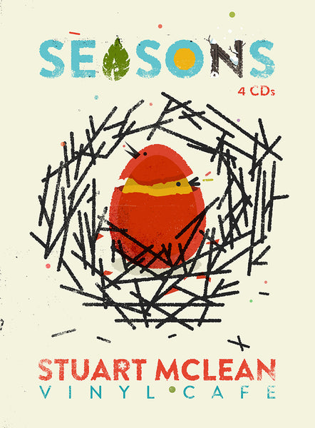 Stuart McLean - Vinyl Cafe - Seasons - Story #8 - Steph Goes to University