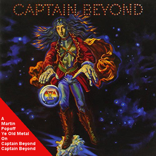 Martin Popoff - eBook - Captain Beyond – Captain Beyond