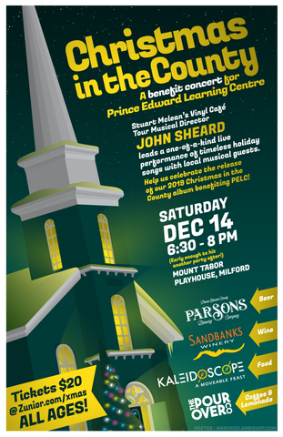 Christmas in the County with John Sheard