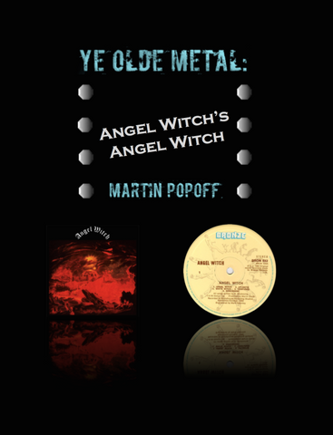 Martin Popoff – eBook – Angel Witch – Angel Witch