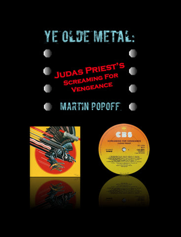 Martin Popoff – eBook – Judas Priest – Screaming For Vengeance