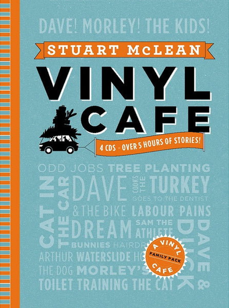 Download - Stuart McLean - Vinyl Cafe : Family Pack