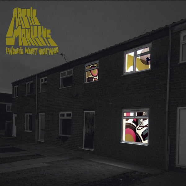 Arctic Monkeys - Favourite Worst Nightmare (Physical CD)