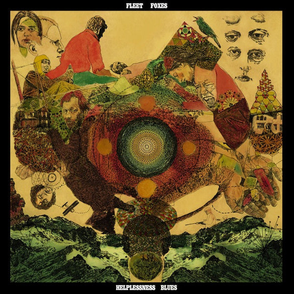 Fleet Foxes -  Helplessness Blues (Physical CD)