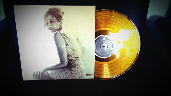 Jill Barber - Fool's Gold (Vinyl Record)