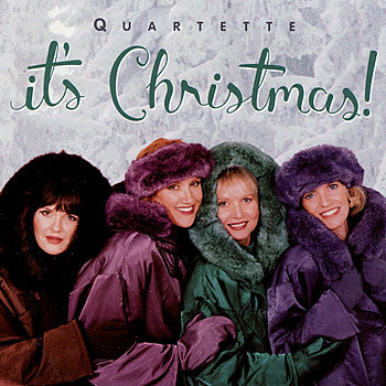 Quartette - It's Christmas (Physical CD)
