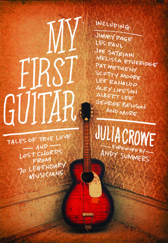 Julia Crowe - My First Guitar