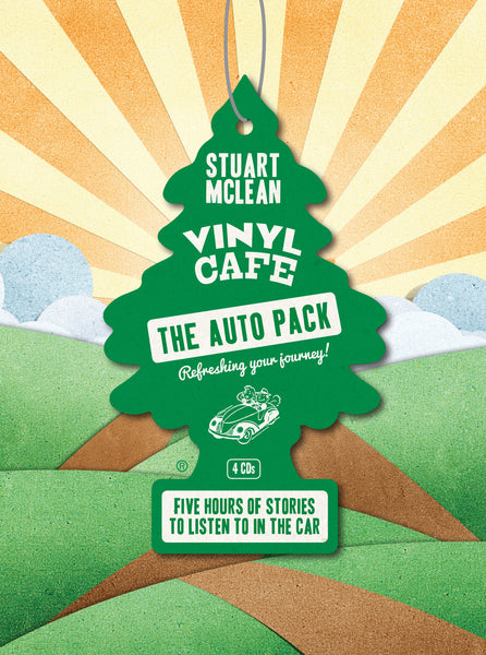 Stuart McLean - Vinyl Cafe - Auto Pack (CD)