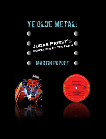 Martin Popoff - eBook - Judas Priest – Defenders of the Faith