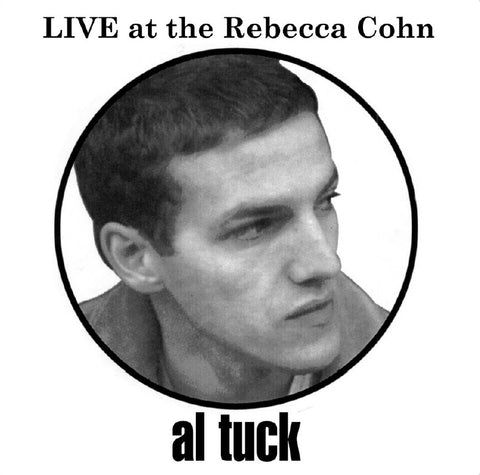 Al Tuck - LIVE at the Rebecca Cohn