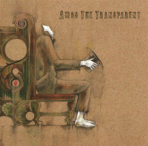 Amos the Transparent - Everything I've Forgotten to Forget