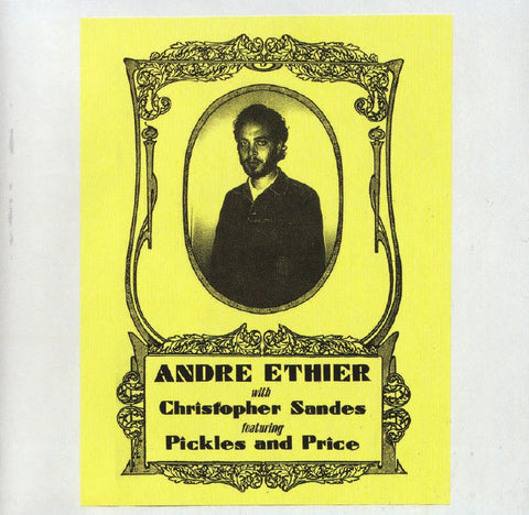 André Ethier with Christopher Sandes Featuring Pickles and Price