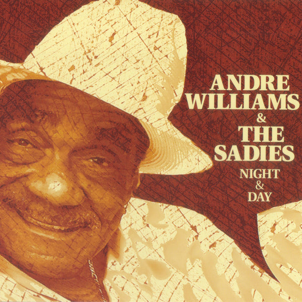 Andre Williams & the Sadies - Night and Day (Physical CD)