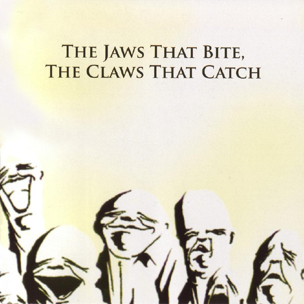 As The Poets Affirm - The Jaws That Bite...