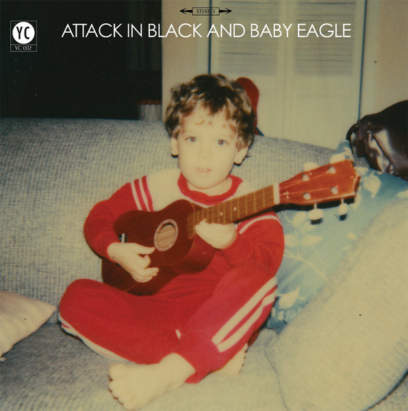 Attack in Black/Baby Eagle - Split