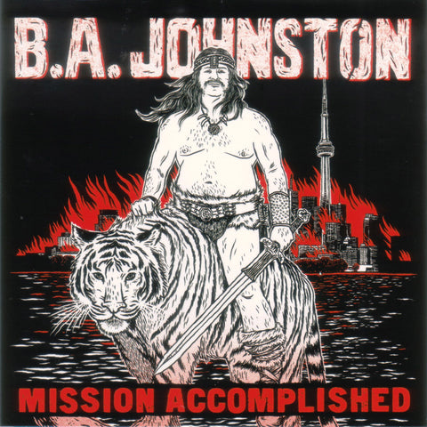 B.A. Johnston - Mission Accomplished