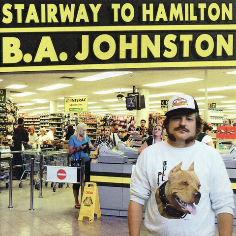 B.A. Johnston - Stairway to Hamilton