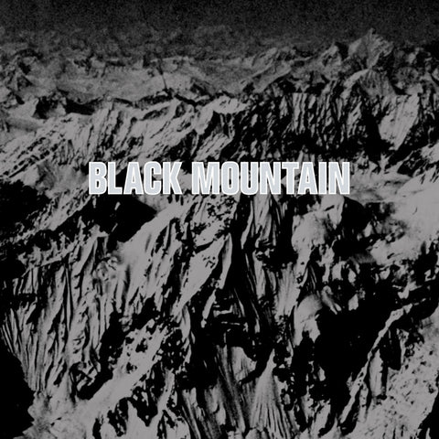 Black Mountain - Black Mountain