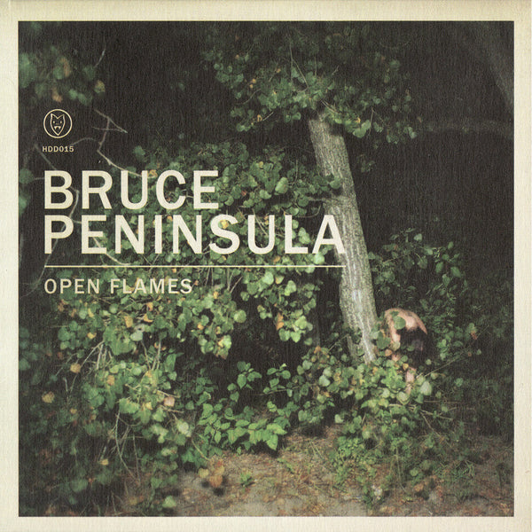 Bruce Peninsula - Open Flames
