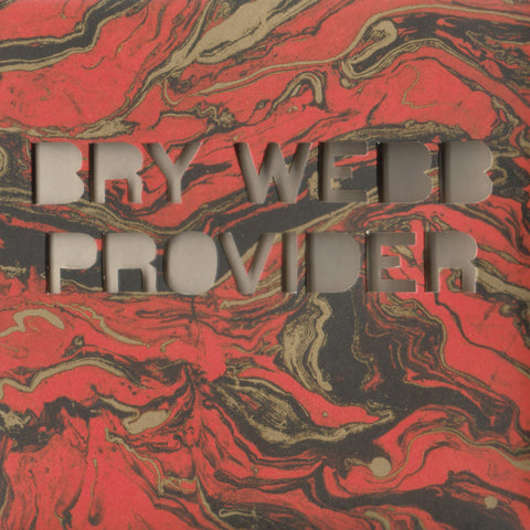 Bry Webb - Provider, in MP3 and FLAC digital download format.