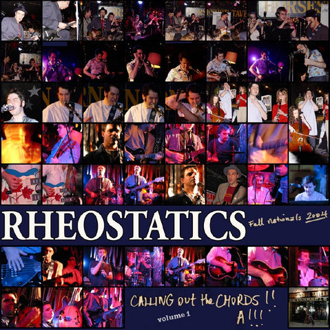 Rheostatics - Calling Out The Chords - Vol.1