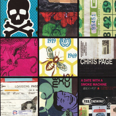 Chris Page - A Date With A Smoke Machine