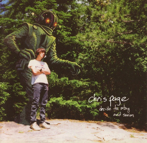 Chris Page - Decide To Stay and Swim
