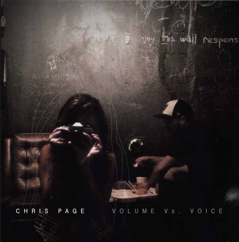 Chris Page - Volume vs Voice