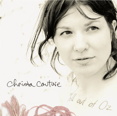 Christa Couture - Fell Out of Oz, in MP3 and FLAC digital download format.