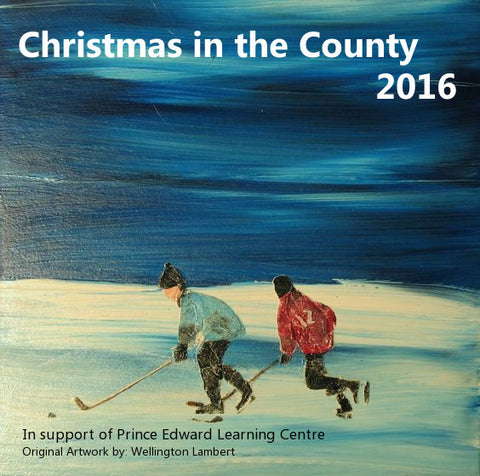 Christmas in the County 2016 (CD or Download)