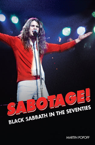 eBook -  Martin Popoff - Sabotage! Black Sabbath in the Seventies