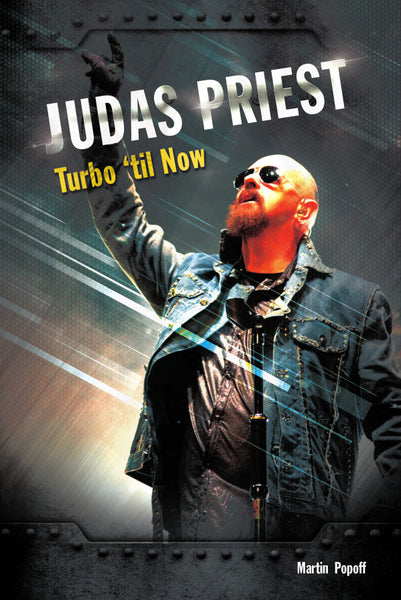 eBook -  Martin Popoff - Judas Priest: Turbo 'til Now