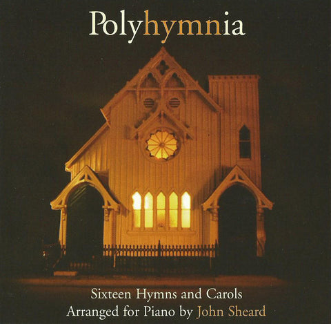 John Sheard - Polyhymnia  (Physical CD)