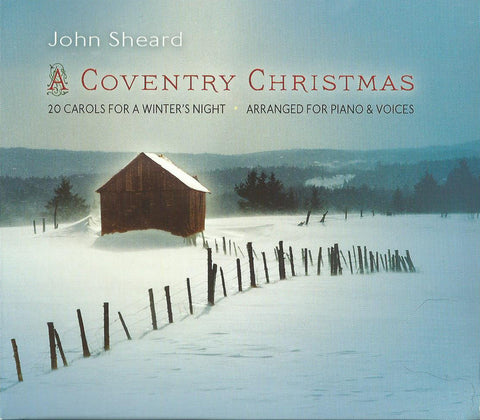John Sheard - Coventry Christmas (Physical CD)