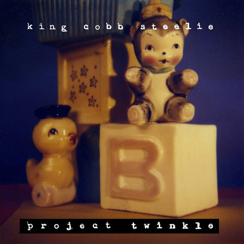 King Cobb Steelie - Project Twinkle