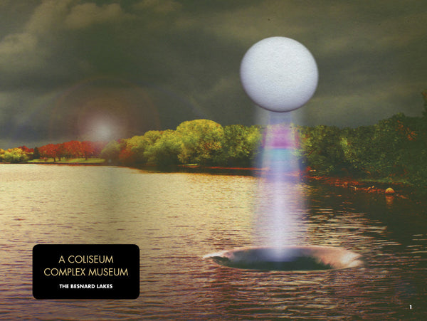 The Besnard Lakes - A Coliseum Complex Museum  (Physical CD)