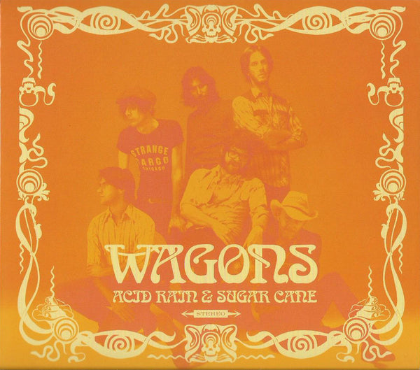 Wagons - Acid Rain & Sugar Cane